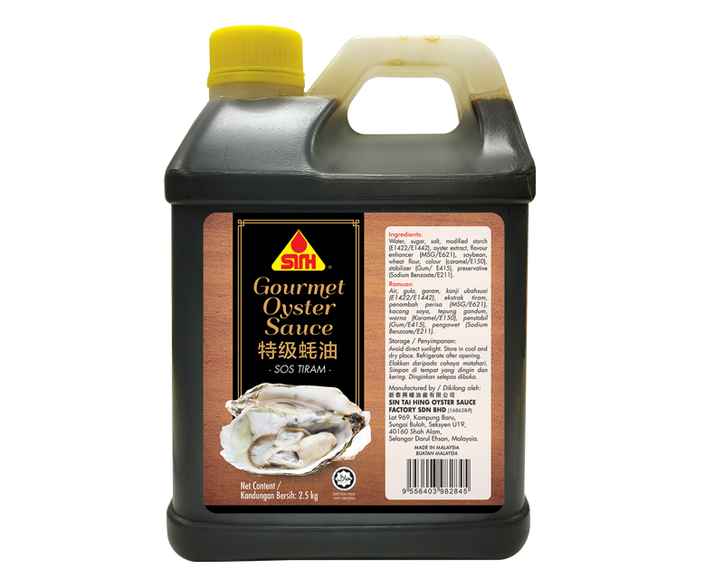 STH Gourmet Oyster Sauce