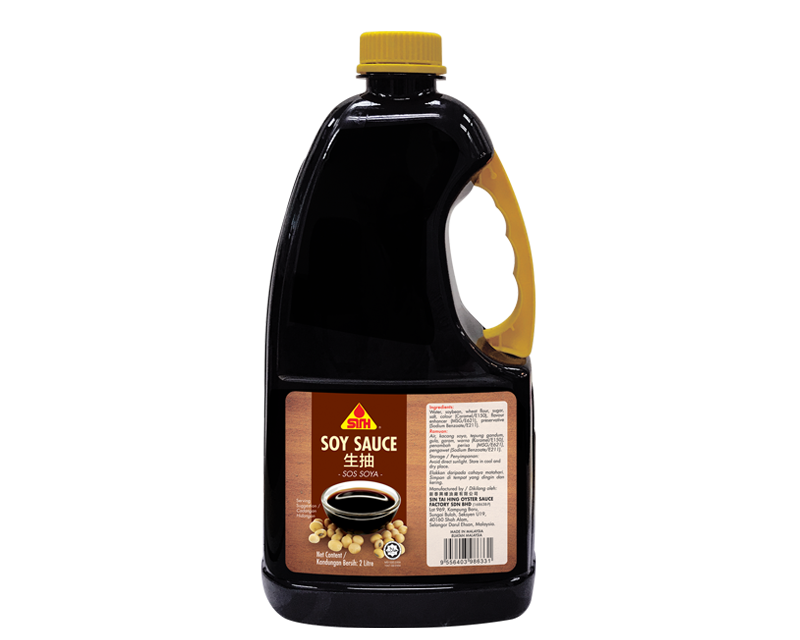 STH Soy Sauce