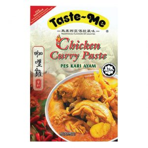 Taste-Me Chicken Curry Paste