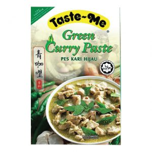 Taste-Me Green Curry Paste